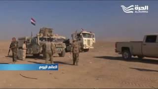 قيادات امنية تعلن نهاية المرحلة الاولى من العمليات العسكرية جنوب الموصل