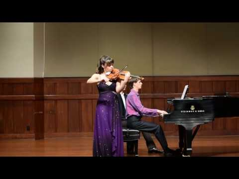 "Rachmaninoff: Romance ""Melody"" Op. 21, No. 9 - Annelle K. Gregory & Alexander Sinchuk"