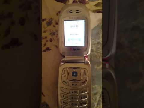 Samsung sgh-a660 ringtones