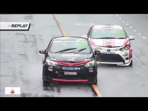 ซานิ แข่งรถ ToyotaMotorSport 2016 ViosLady สนาม3 เชียงใหม่ 18.09.59