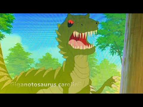 The Land Before Time - All Dinosaurs Custom Sounds