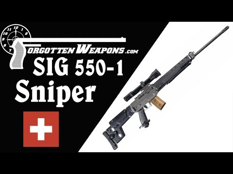 SIG 550-1 Sniper: Answering A Question Nobody Asked