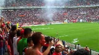 43.000 personas en el Metropolitano de Cabudare-Lara