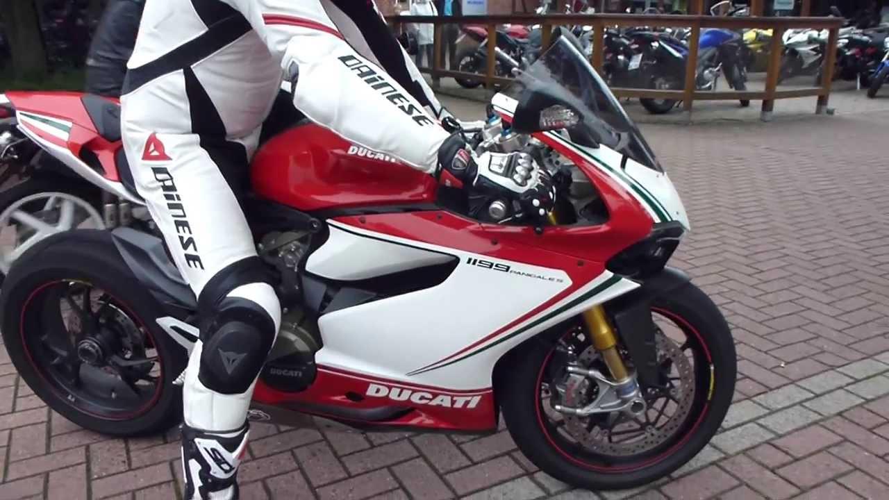 Ducati Panigale V Passenger Seat
