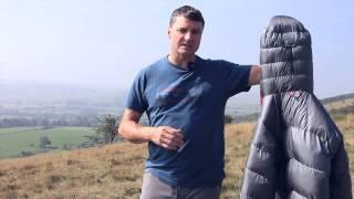 Montane Chonos Ultra Down Jacket Review
