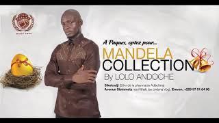 Lolo Andoche - collection Mandela