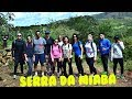 Trilha na Serra da Miaba em 27 de agosto 2017
