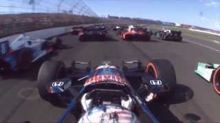 IndyCar In-Car Theater: Grand Prix of Indianapolis