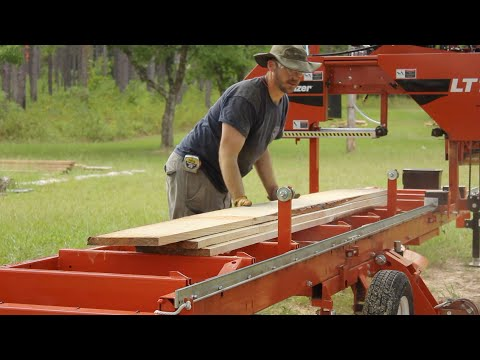 THIS is Why You Need a Sawmill!