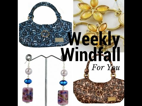 Weekly Windfall - for you - new handbag for winter?