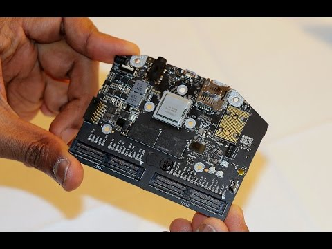NVIDIA Tegra X1 Hands On Demo With Benchmarks   HotHardware