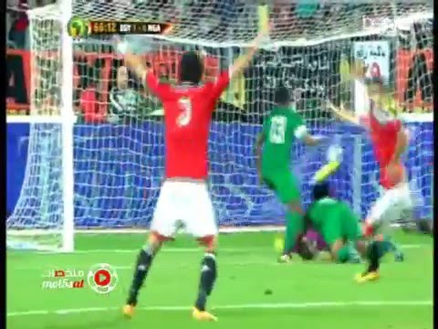 Video: Egypt 1 -Vs- 0 Nigeria (Africa Cup of Nations Qualification) Highlights