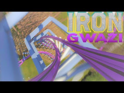 Iron Gwazi Expected Layout POV