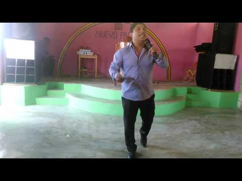 Pedro Gomes predica en Nuevo pacto en joigel grand