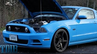 Procharger Review!- Mustang GT Procharged