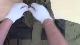 Костюм Горка из ткани палатка (100% хлопок)
