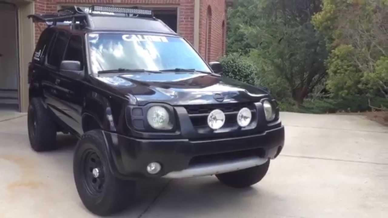 Lifted Nissan Xterra 5 Projectxterra Youtube