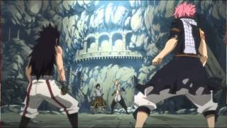 fairy tail natsu vs twin dragons asmv surpass