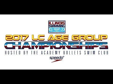 IL Swim 2017 AG LC Champs - Thurs Finals