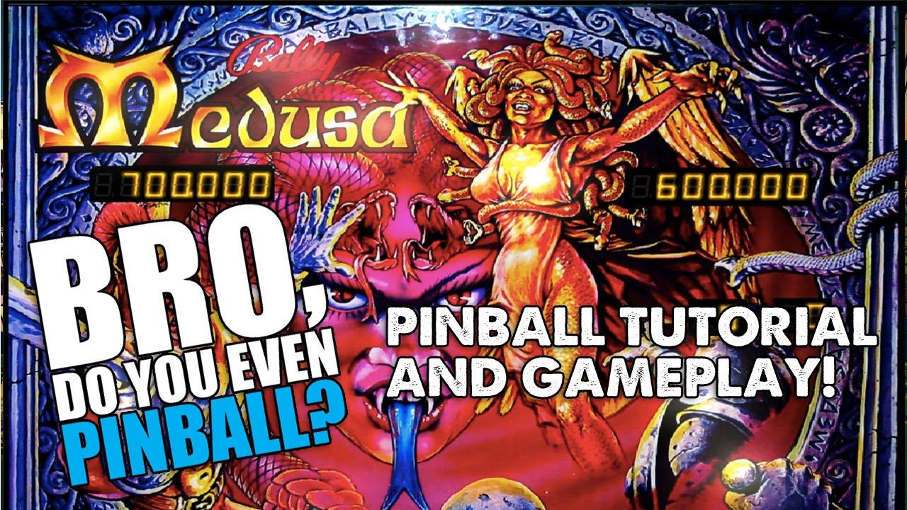 Medusa pinball (Bally 0a690565310