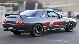 SLAMMIN Gears in a 1000hp R32 GTR! thumbnail