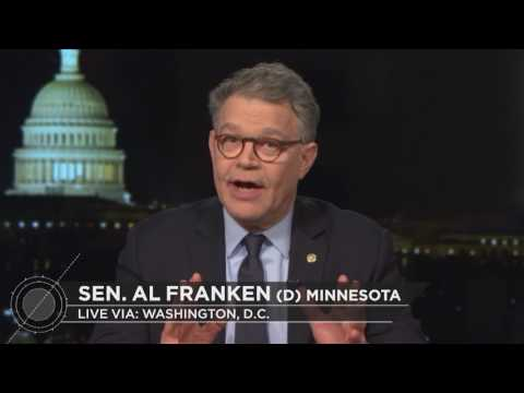 The Al Franken Millennium   Real Time with Bill Maher (HBO)
