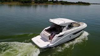 2017 Sundancer 350 Coupe for Sale at the MarineMax Dallas Yacht Center