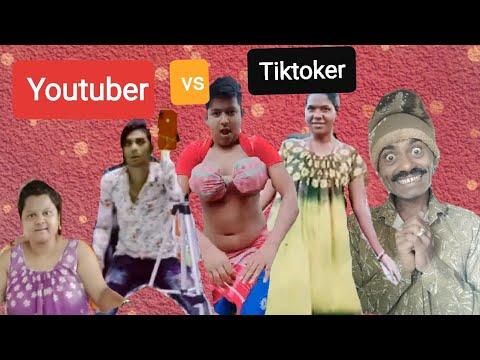 YouTube vs TikTok   Mujra vs Content   The Bong Collection   Bangla roasting