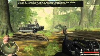 PC Game Terrorist Takedown Covert Operation - Mission 3 Mayday Part 1