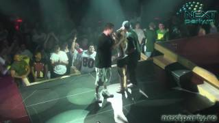 Parazitii Club Maxx 18.06.2010 LIVE