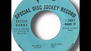 Northern Soul, Bessie Banks - I Can