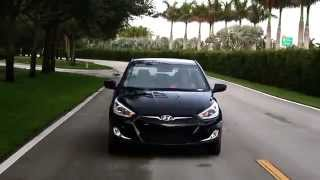 Video landing pages video walk around 2014 Hyundai Accent by Video SEO Media