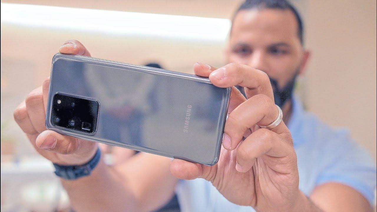 أول تجربة مع سامسونج | Samsung Galaxy S20 ULTRA | S20