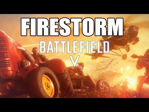 BATTLEFIELD V - TRAILER BATTLE ROYALE FIRESTORM - Moje wrażenia thumbnail