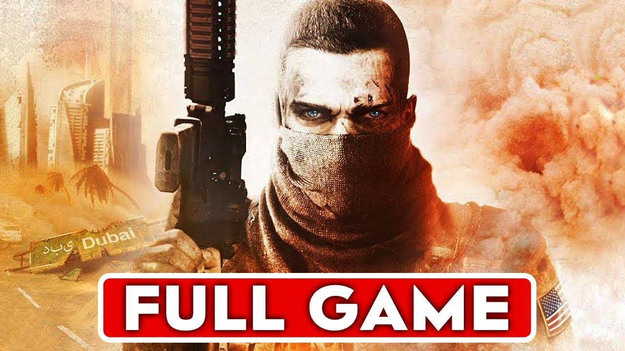 SPEC OPS THE LINE Gameplay Walkthrough Part 1 FULL GAME [1080p HD 60FPS PC] – No Commentary