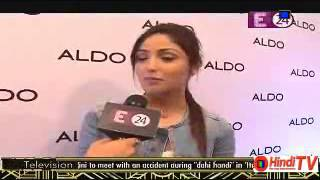 Yami In Delhi For Collection Launch 24th September 2015 Hindi Tv Com