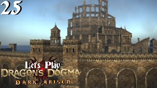 Journey to Bluemoon Tower - Part 25 (Let's Play Dragon's Dogma: Dark Arisen)