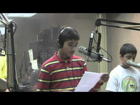 Siliconandhra Manabadi Balanandam 1-15-2012 On Yuva Radio 104.9 FM - Dallas
