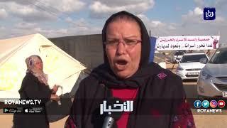 إطلاق بالونات قرب السياج الفاصل رفضاً للحصار وتحدياً للاحتلال
