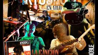 07 No te alejes de mi - kyosko - la cancion que me salvo cd 1 en vivo
