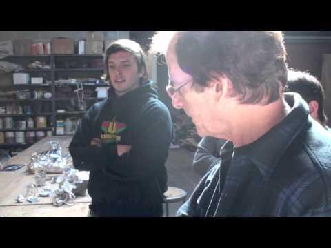 Hybrid Art: Foil Project
