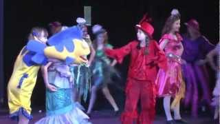 """Under the Sea"" from ""The Little Mermaid, JR"""