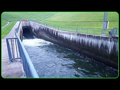 Fishing the Brookville Lake Spillway!!!(CINEMATIC/2018)