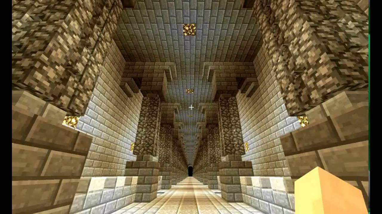 Orzammar I Głębokie Drogi W Minecraft Youtube