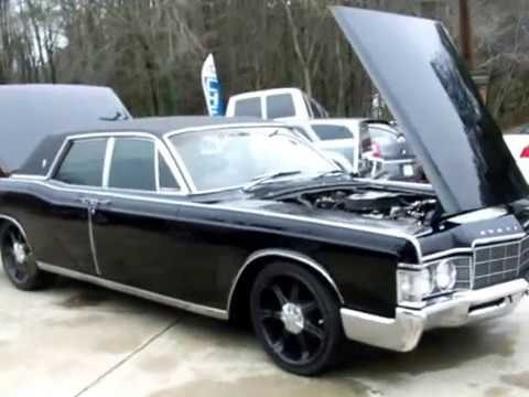 1969 lincoln continental suicide door for sale youtube. Black Bedroom Furniture Sets. Home Design Ideas