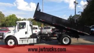 2011 Freightliner Business Class Dump Truck - TRUCK SHOWCASE