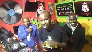 JAMDOWN SHAFFLAS TV DJ RICHIE X Selector DENOH x MC ROWBOW Ranks STIVO