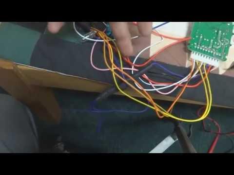 Keyless entry; car remote control part 1