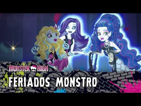 Feriados Monstro | Monster High