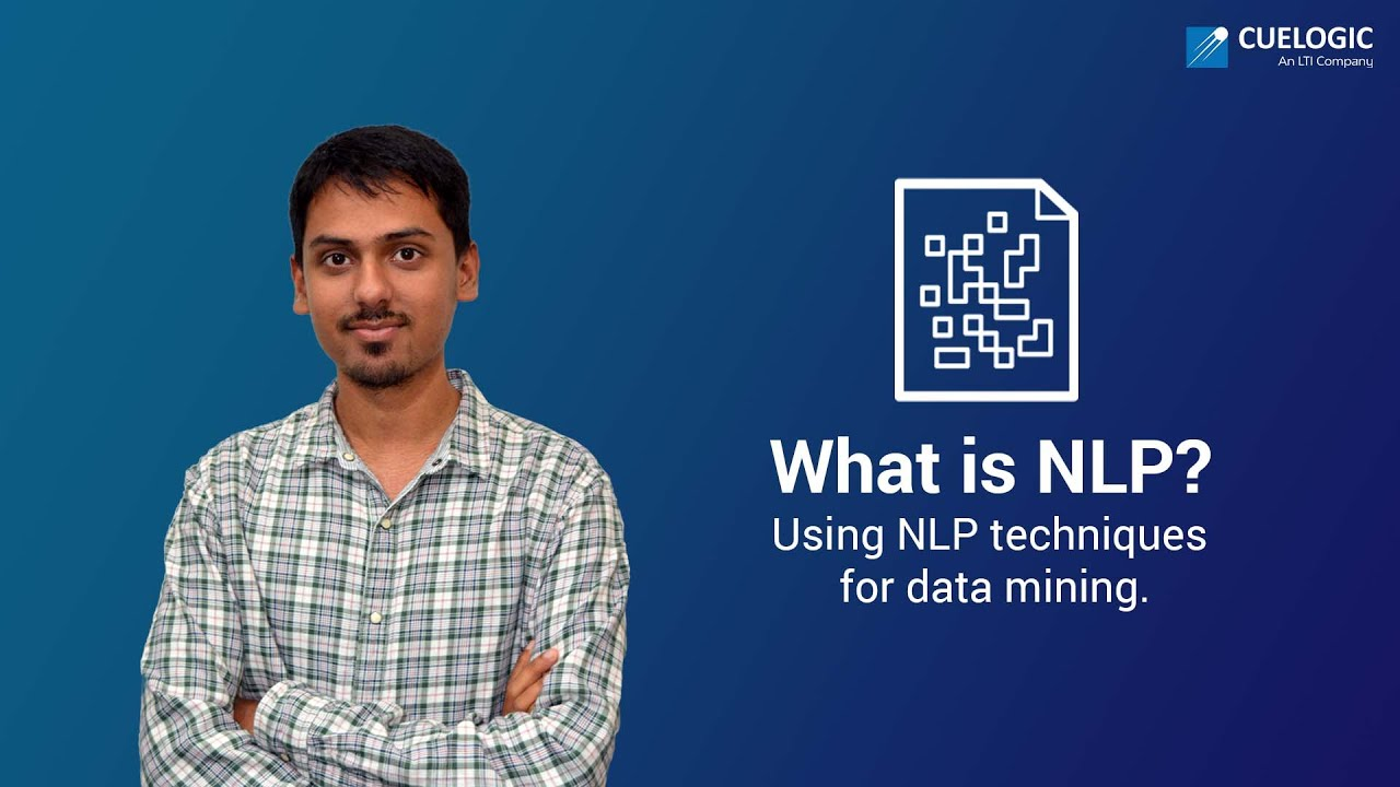 Mining insights from unstructured data using NLP